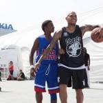 Chris Brown Hard Knock Hoops Basketball Kid