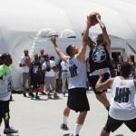 Chris Brown Hard Knock Hoops Basketball