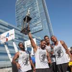 Hard Knock Hoops Champions Basketball