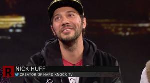 Nick Huff Barili creator of Hard Knock TV on Revolt Live