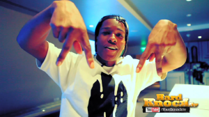 Asap Rocky Hard Knock Tv interview Nick Huff Barili