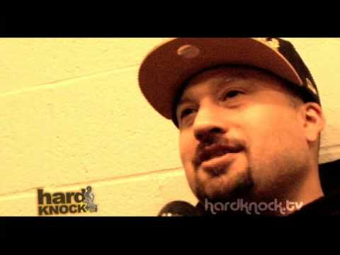 B-Real (Cypress Hill) talks about his paintball league