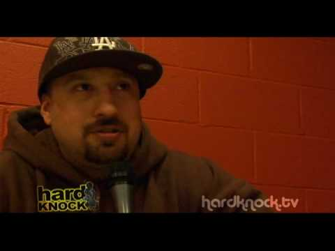 B-Real talks Smoke N Mirrors, Sick Jacken, Duck Down interview by Nick Huff Barili