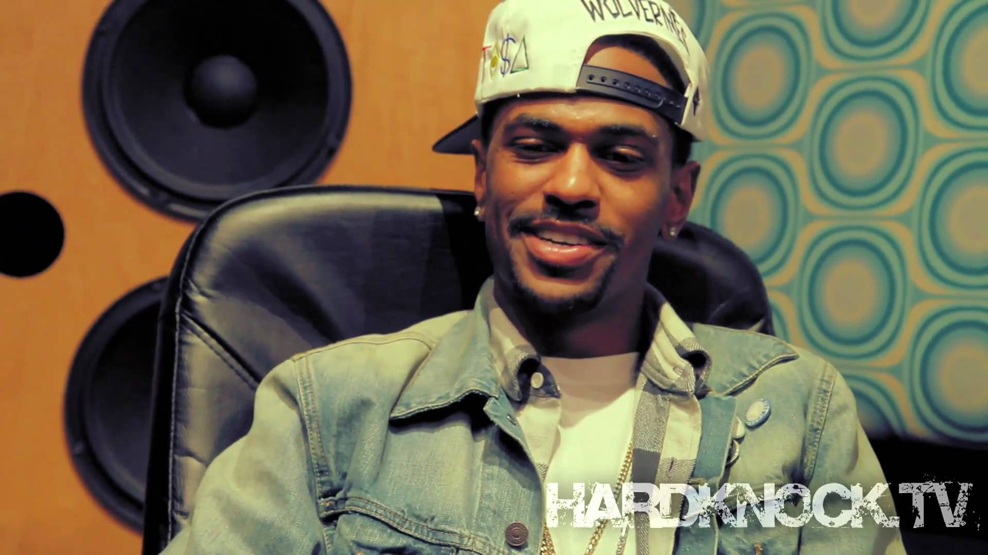 Big Sean talks Kanye West, Being Broke, Freestyling with Pharrell interview by Nick Huff Barili