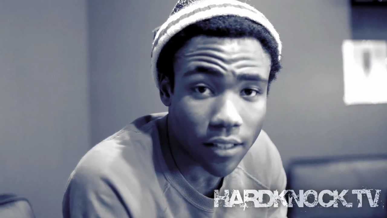 Childish Gambino AKA Donald Glover Talks Drake, Short Shorts, New Album Camp, Black ish vs Hood ish interview by Nick Huff Barili