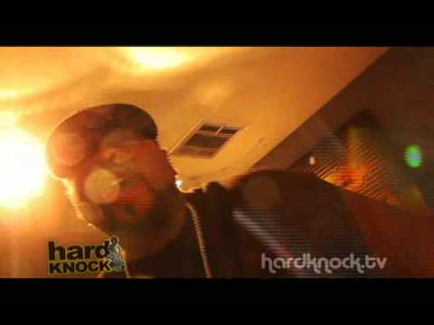 Crooked I Freestyle (Part 3) Hard Knock TV Exclusive!