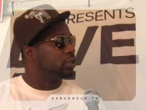 David Banner on being homeless, the south, Karma + he jumps into crowd