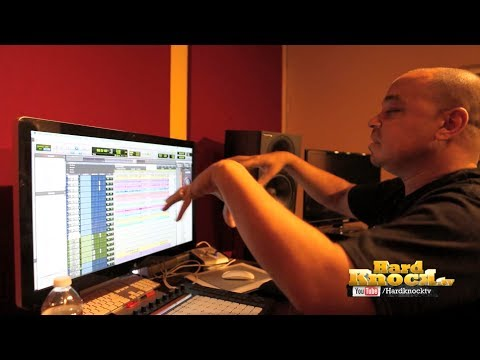 DJ Khalil Breaks Down Production for Aloe Blacc I'm The Man interview by Nick Huff Barili Hard Knock TV