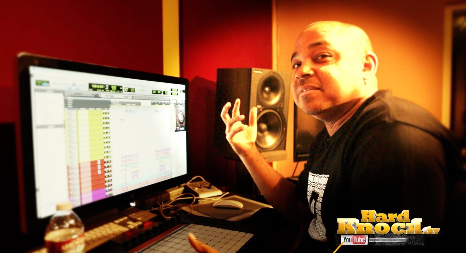 DJ Khalil Says Music Needs More Joy After EDM, Dark Cycle interview by Nick Huff Barili hard knock tv