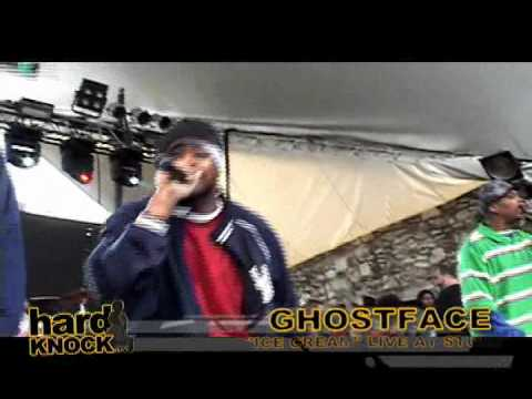 Ghostface Ice Cream (Live at Stubbs) with Full Band