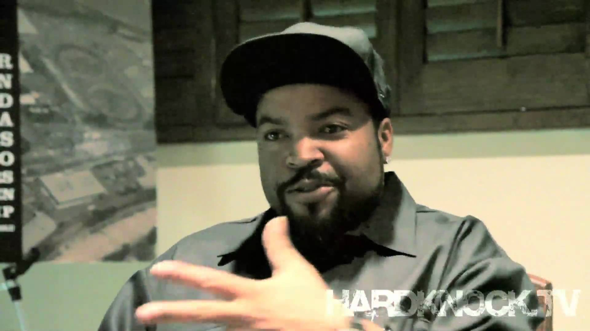 Ice Cube I Am The West, Talks New Album, Black and Brown relations interview by Nick Huff Barili