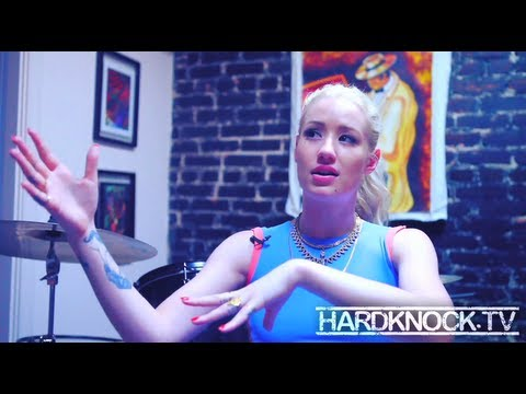 Iggy Azalea on Touring with Nas, Kanye and Kim Kardashian Rumors, Work interview by Nick Huff Barili