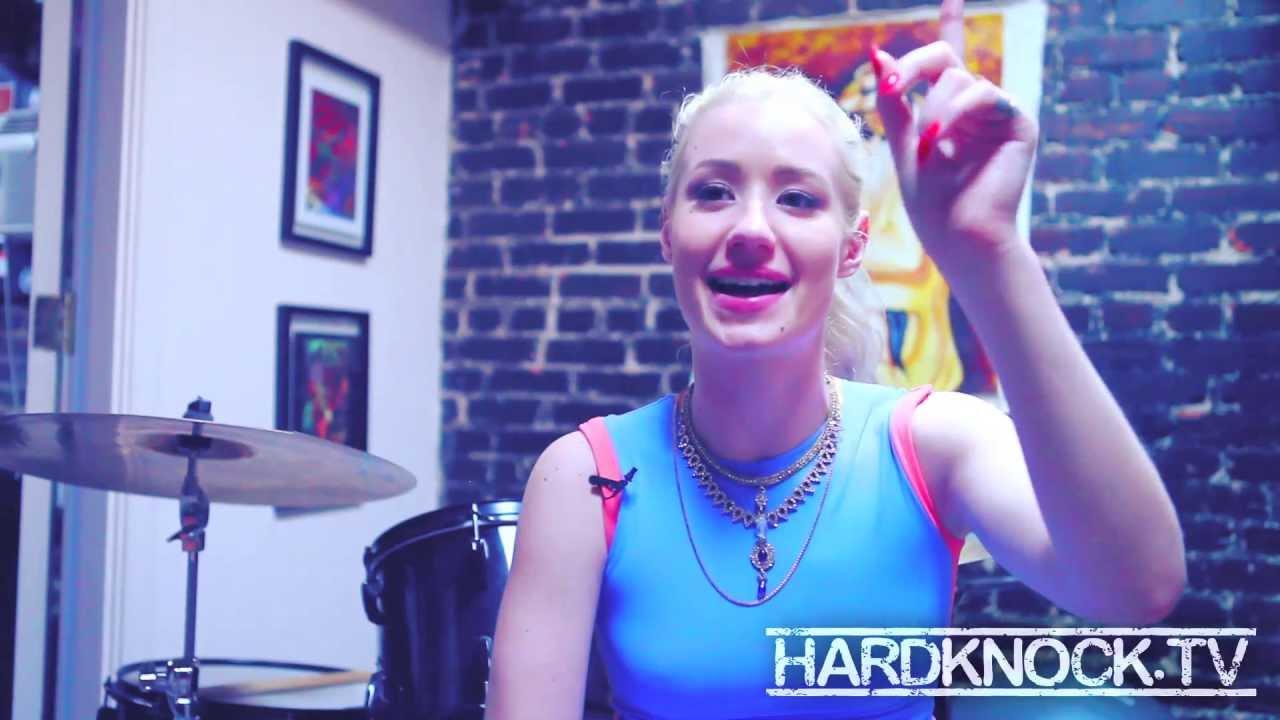 Iggy Azalea talks Bounce, India, Self-Sabotage, Nicki Minaj Comparisons interview by Nick Huff Barili