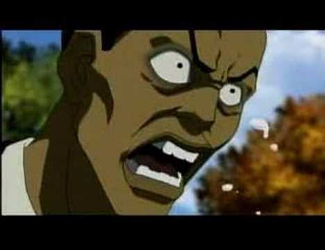 Inside the mind of Aaron McGruder (Boondocks) Exclusive (Part 1)