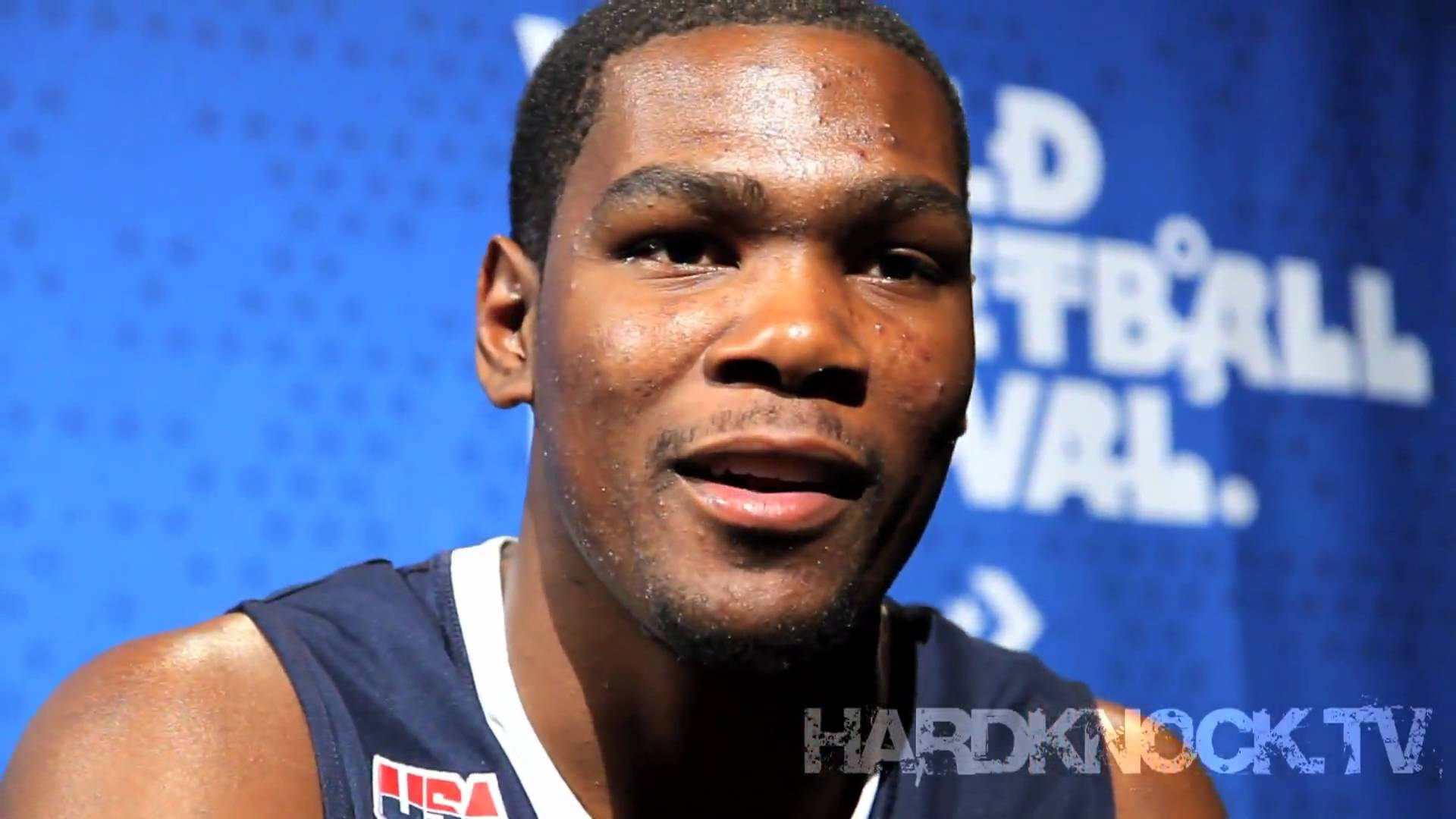 Is Kevin Durant the next NBA Rap Superstar? interview by Nick Huff Barili