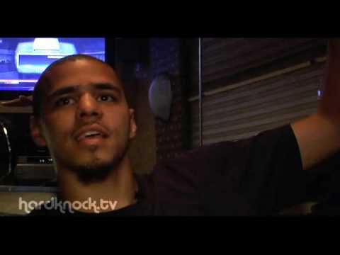 J Cole on Kanye West, No ID and album being almost done interview by Nick Huff Barili
