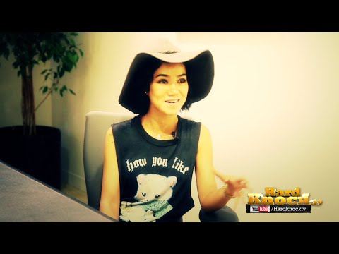 Jhene Aiko talks Dealing with Heartbreak, W.A.Y.S, Promises, Brother, Daughter, No ID interview by Nick Huff Barili hard knock tv