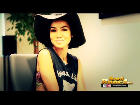 Jhene Aiko talks Tupac, Not Signing to TDE, Growing Up In LA, Not Changing for Labels interview by Nick Huff Barili hard knock tv