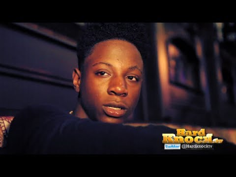 Joey Badass CJ Fly talk Odd Future, MF Doom, DJ Premier interview by Nick Huff Barili