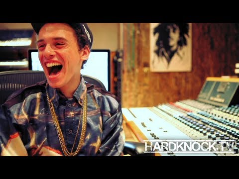 Logic shares 1st rap verse, talks Dead Presidents III, Wu-Tang, Childhood interview by Nick Huff barili hard knock tv