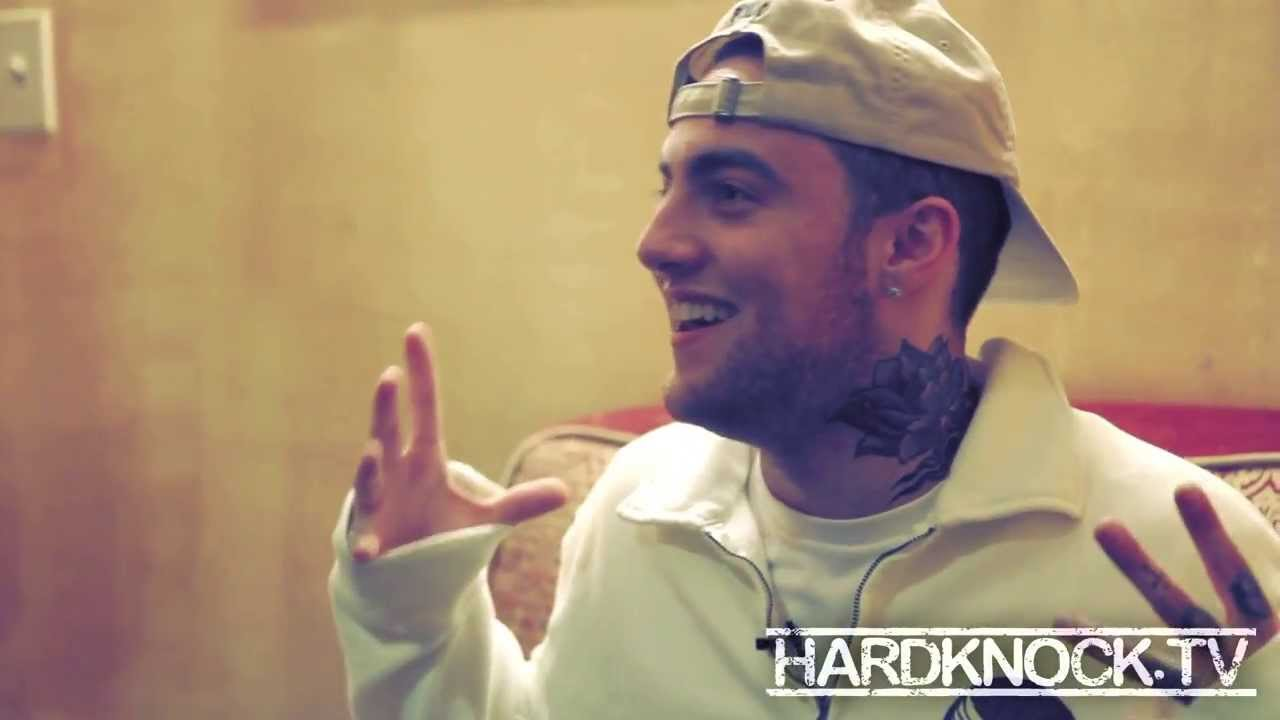 Mac Miller says Schoolboy Q's album is better than Kendrick Lamar's, Talks Lil Wayne, North Korea interview by Nick Huff Barili hard knock tv