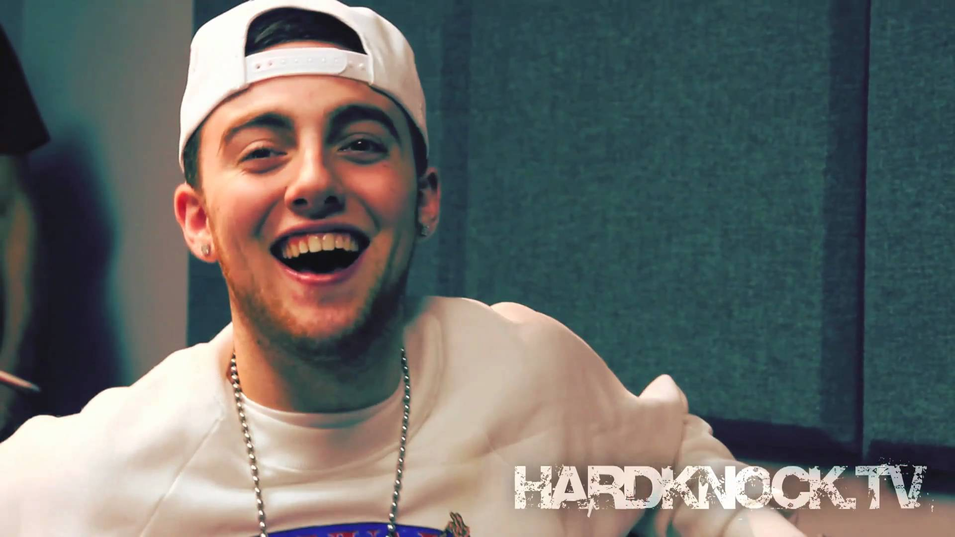 Mac Miller talks Wiz Khalifa, Pharrell, Waka Flocka, Donald Trump, Haters interview by Nick Huff Barili