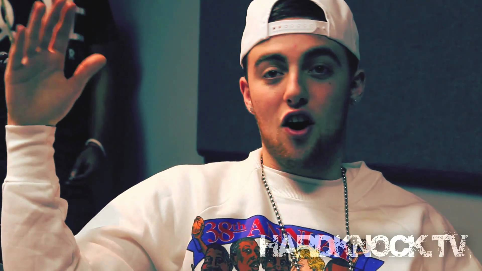 Mac Miller talks Yelawolf, XXL Freshmen 2011, Big KRIT, Kendrick Lamar, Musical Influences interview by Nick Huff Barili