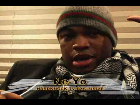 Ne-Yo addresses Young Berg Beef (Exclusive)