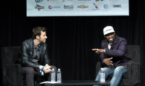 50 Cent SXSW Keynote Interview with Nick Huff Barili
