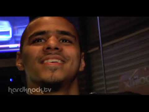 Our first J Cole interview/ with commentary (Nov, 8th 2009) by Nick Huff Barili