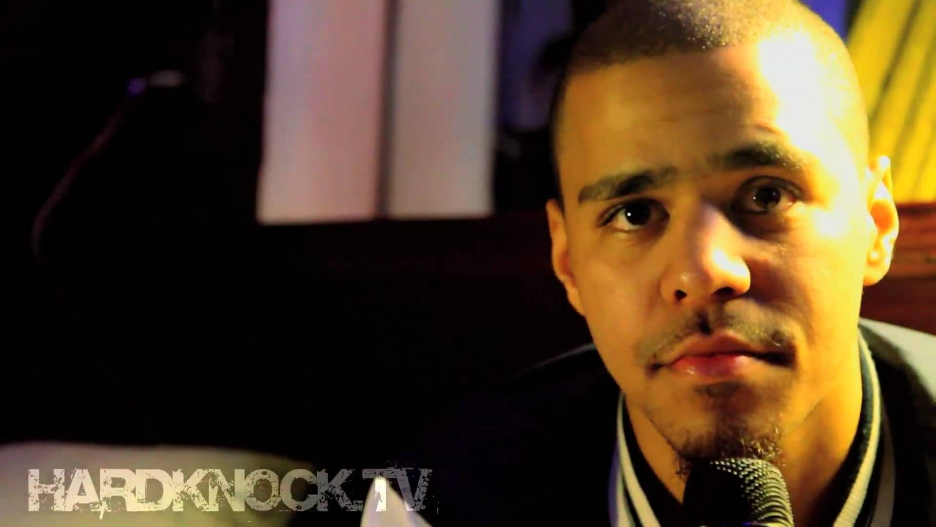 Our second J Cole interview/ with commentary (SXSW 2010) by Nick Huff Barili