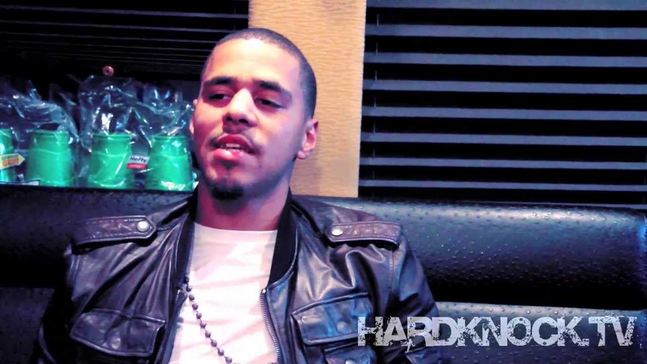 Our third J Cole interview with commentary (Touring w/ Rihanna 2011) by Nick Huff Barili