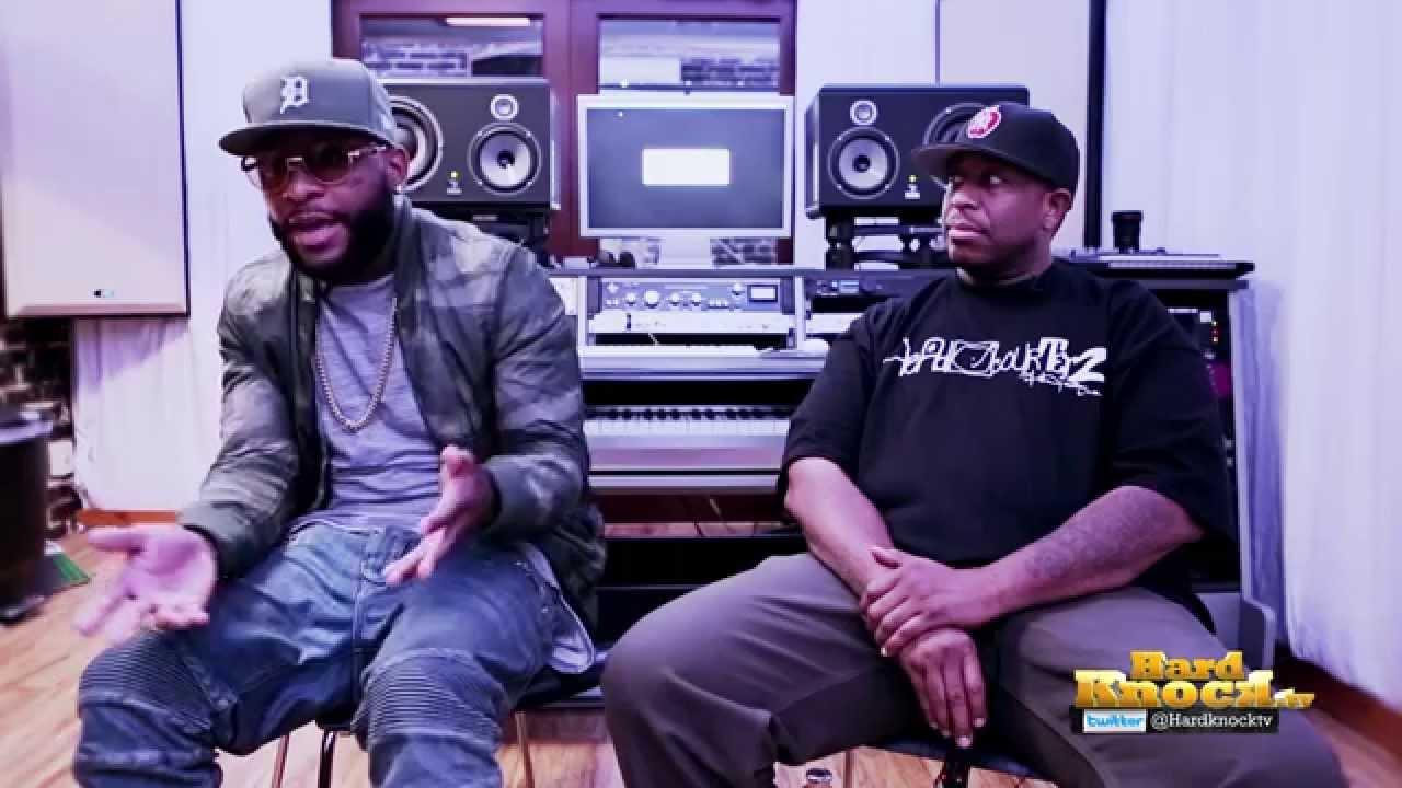 PRhyme DJ Premier, Royce da 5'9 talk Battle Rap, Joe Budden, Jay Electronica interview by Nick Huff Barili hard knock tv