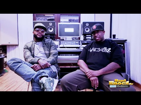 PRhyme DJ Premier, Royce da 5'9 talk New Album, Eminem, Guru Creative Process interview by Nick Huff Barili hard knock tv