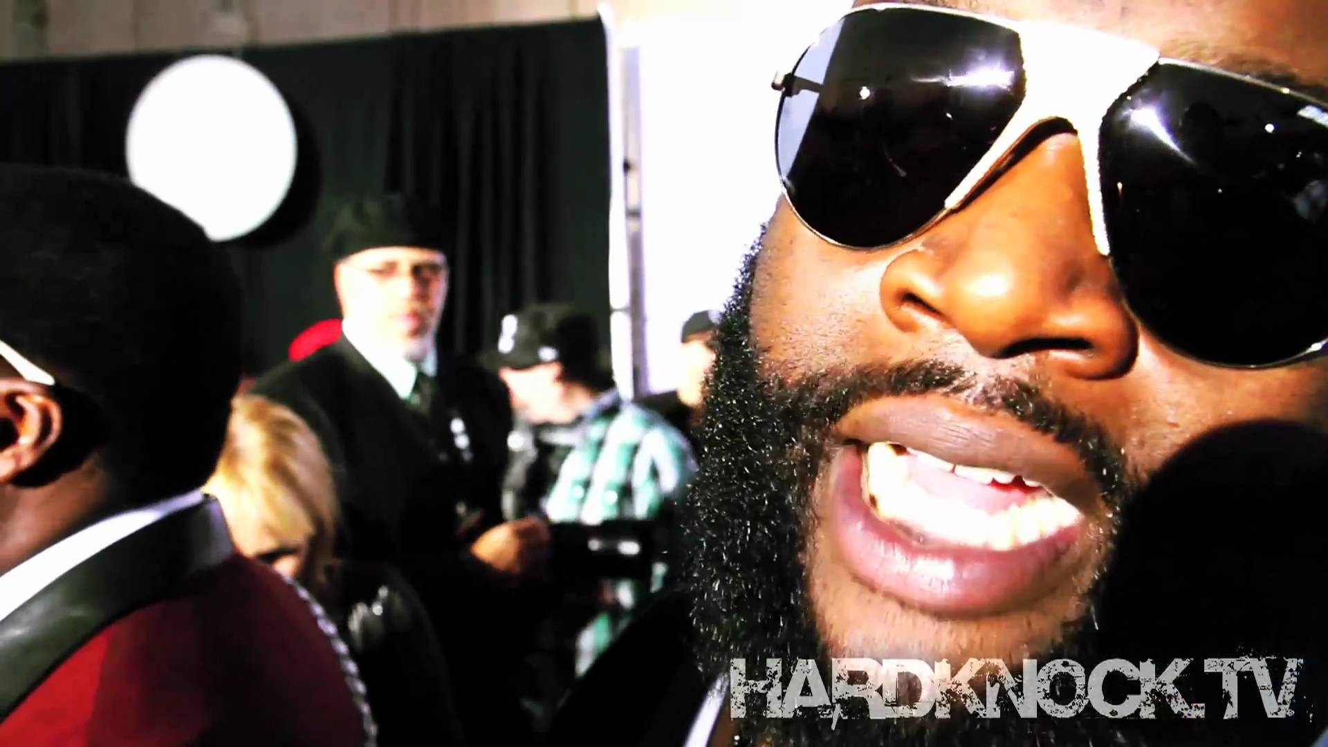 Rick Ross talks Baby, Lil Wayne and Idolizing Bid Daddy Kane