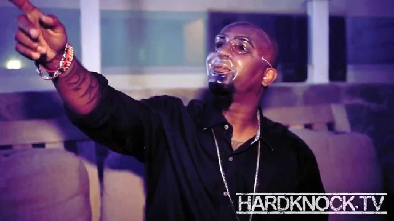 Tech N9ne decodes Meant To Happen: Letter to my darkness interview by Nick Huff Barili hard knock tv