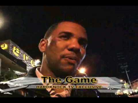 The Game ft. Ne-Yo Camera Phone Music Video (Behind The Scenes)