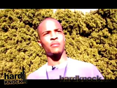 TI speaks 50 Cent, Shawty Lo on set of Whatever you Like