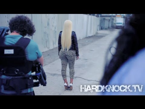 Tyga Rack City NEW W/ Blac Chyna Behind The Scenes (Official Video)