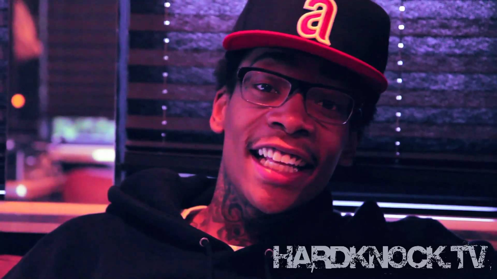 Wiz Khalifa on working with Snoop, Diddy jumping on Stage, Tour Stories interview by Nick Huff Barili