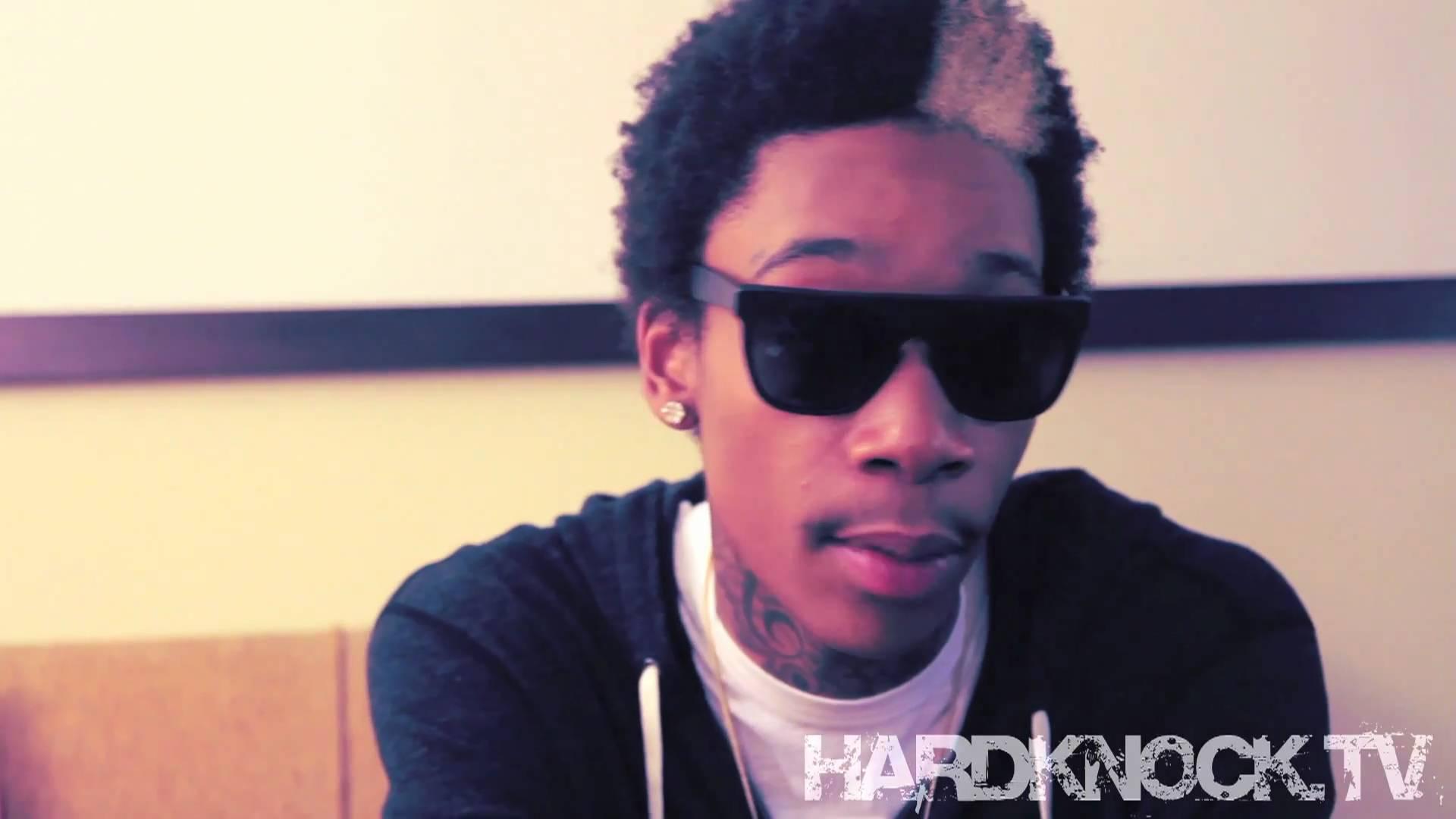 Wiz Khalifa talks Curren$y, Odd Future, Freshmen, Black and Yellow interview by Nick Huff Barili
