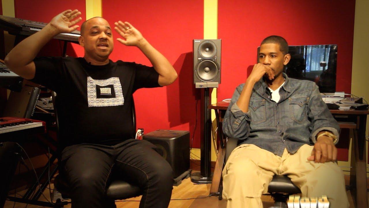 Young Guru DJ Khalil talk Dr Dre, Roc-A-Fella, N.W.A, Dilla, Premier, Dj Quik interview by Nick Huff Barili hard knock tv