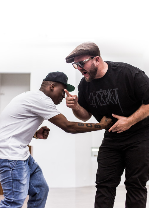 fashawn and exile punch