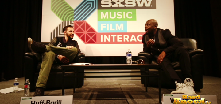 Wyclef Nick Huff Barili SXSW Interview Keynote