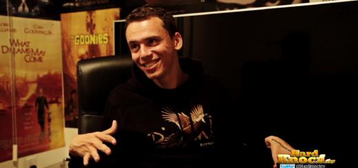 Logic Nick Huff Barili Hard Knock TV Interview