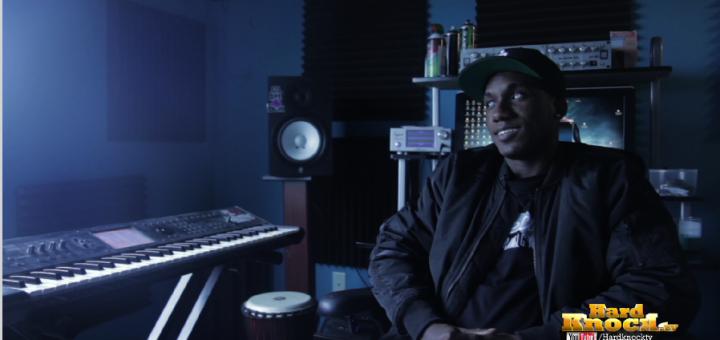 Hopsin Leaving Funk Volume Interview Hard Knock TV Nick Huff Barili