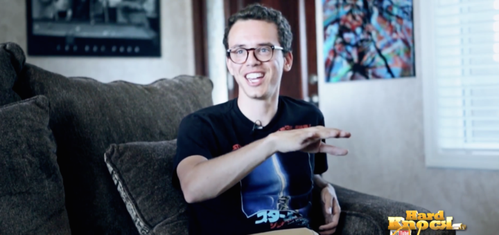 Logic Nick Huff Barili Hard Knock Tv Interview