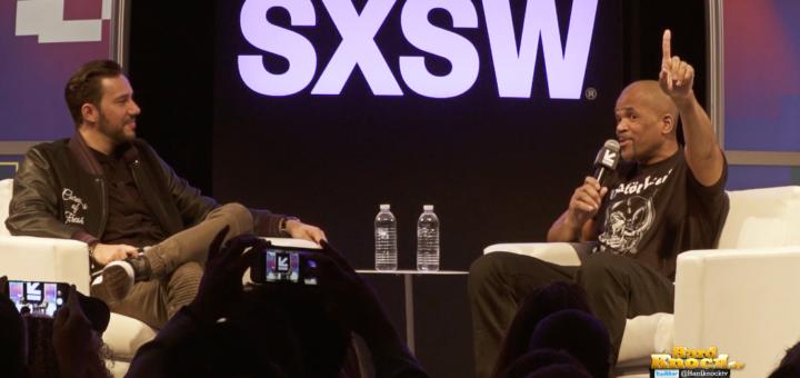 Run-DMC 's Darryl McDaniels and Nick Huff Barili SXSW Keynote Interview