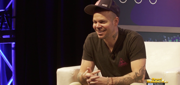 Residente (Calle 13) Hard Knock TV SXSW Keynote