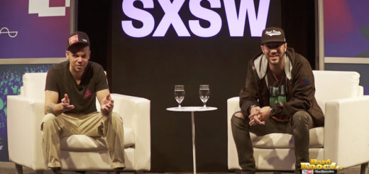 Residente Nick Huff Barili SXSW Keynote Hard Knock TV